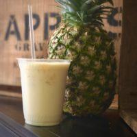Pineapple Peach Smoothie